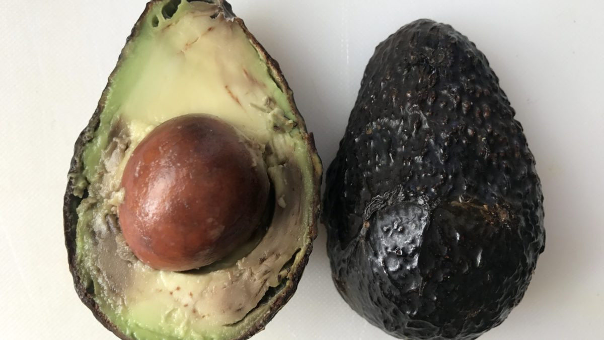 One simple trick – How to use your brown avocado