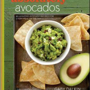 Recipe book avocado