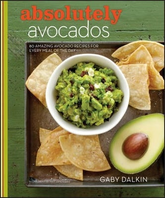 Recipe book avocado
