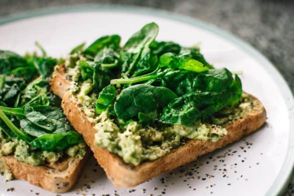 The art of making Avocado Toast