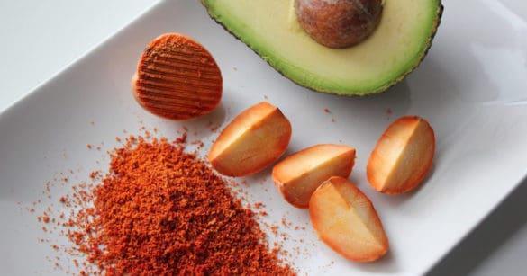 eat an avocado seed