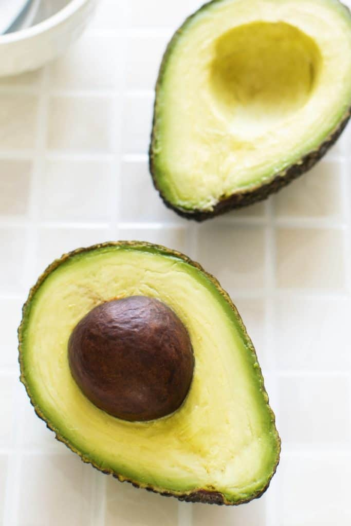 how to freeze avocado