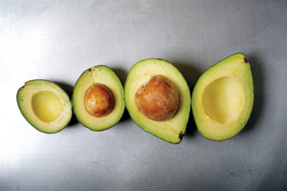 Different Types of Avocados