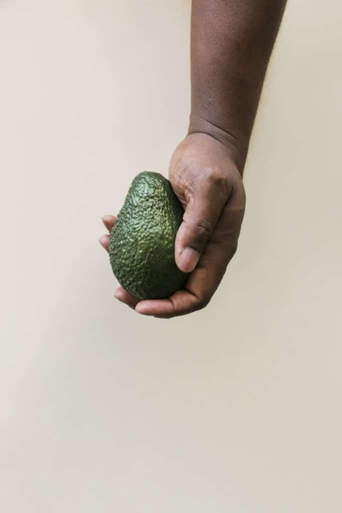 Avocado Hand