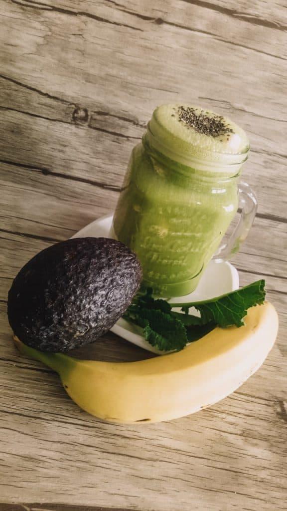 Avocado shake