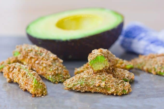 15 best avocado recipes - Baked Avocado Fries