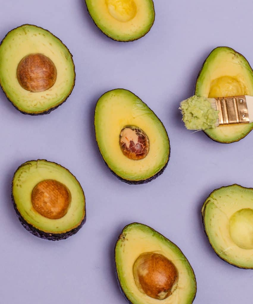 what are the benefits of avocado face masks - the details