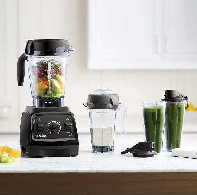 Vitamix – Our Little Secret for Recipes