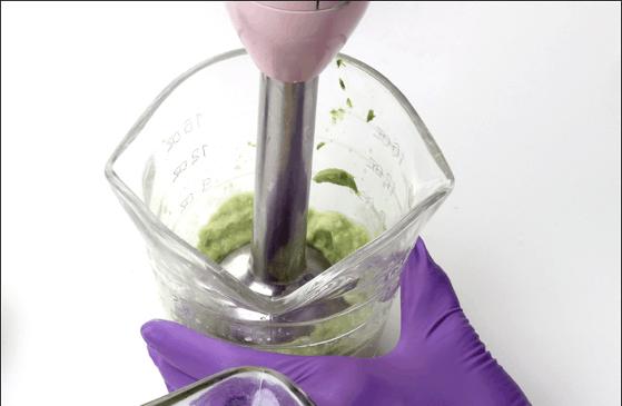 how to make avocado soap